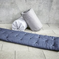 FUTON natural bed in bag (postel v pytli)