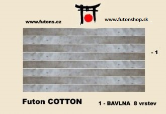 natural cotton (bavlna) - šijeme atypy