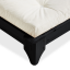 ELAN BED natural pine (postel z borovice)